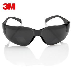 Image 3 - 3m 11330 السلامة Potective رمادي نظارات نظارات مكافحة الأشعة فوق البنفسجية نظارات مكافحة الضباب صدمة برهان العمل عيون نظارات حفظ نظر