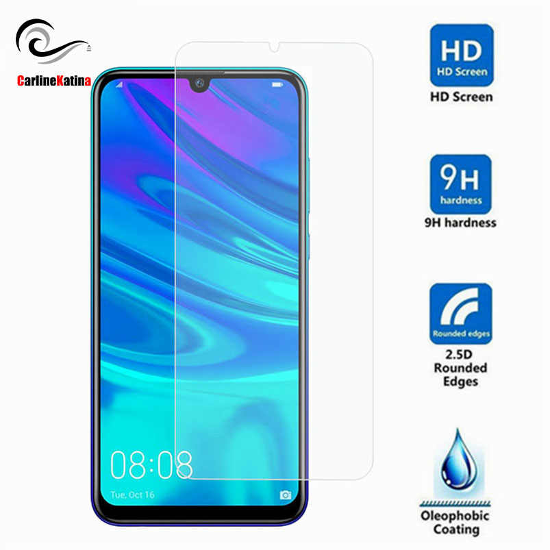 Tempered Glass Screen Protector film For Huawei P30 Pro p smart 2019 Y7 Pro Nova 4 For Honor View 20 Case cover