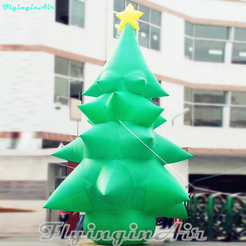 inflatable christmas tree 18