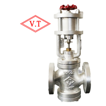 Automatic Cylindertype Control Valve (pneumatic steam valve)(VT)