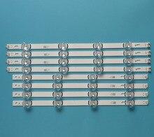 8 יח\סט חדש LED רצועת עבור LG 42LB5800 42LB5700 42LF5610 42LF580V LC420DUE DRT 3.0 42 A/B סוג 6916L 1709B 6916L 1710B