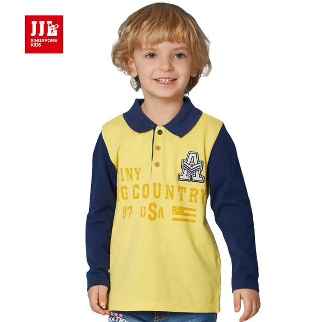 Meninos camiseta crianças meninos roupas 2016 marca dos miúdos designer meninos cor do contraste tee camisa causal t camisa da roupa do bebê para o menino