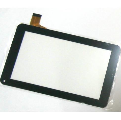 New touch screen For 7 Irbis TZ02 / TZ01 Tablet Touch panel Digitizer Glass Sensor Replacement Free Shipping new touch screen 9 6for irbis tz93 tablet touch screen panel digitizer glass sensor free shipping