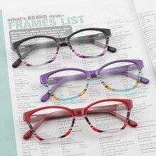 Kirka красные очки Рамки женщин Очки для чтения, Женский Компьютер очки Óculos де Грау Очки Рамки