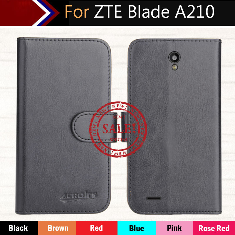 """Factory Direct! For ZTE Blade A210 4.5"""" Case 6 Colors"""