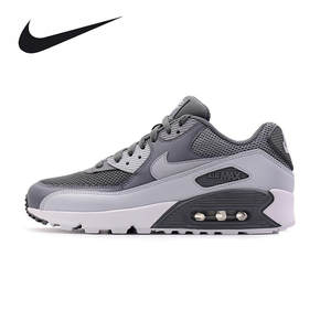 6779cada1 NIKE Men s AIR MAX 90 ESSENTIAL Breathable Running Shoes Sneakers