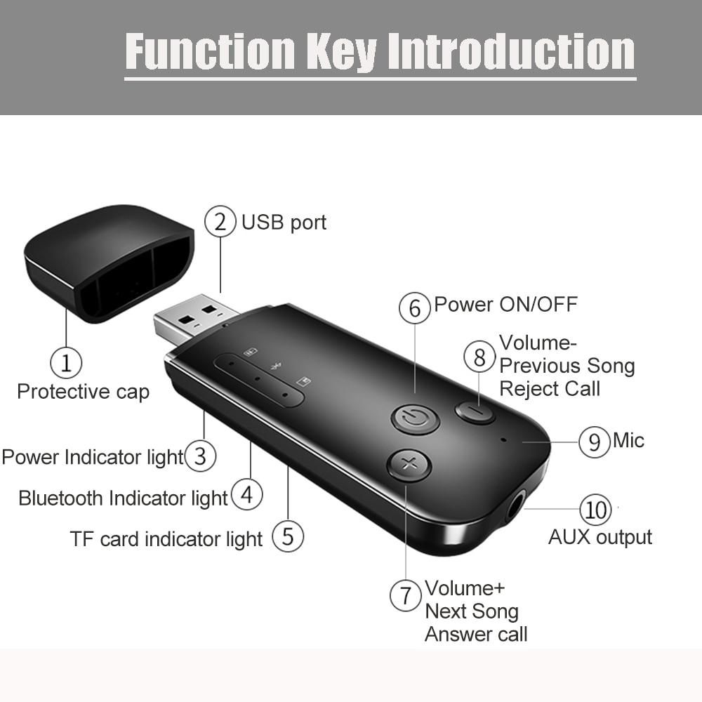 E0231 Bluetooth Receiver Transmitter (12)