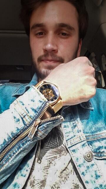HTB1Z92OsKuSBuNjSsplq6ze8pXar Forsining Transparent Case 2017 Fashion 3D Logo Engraving Golden Stainless Steel Men Mechanical Watch Top Brand Luxury Skeleton