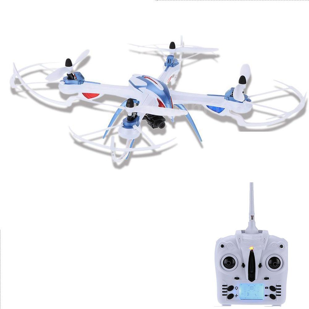 H16 Tarantula X6 2.4GHz 6Axis 4CH Gyro Drone UFO RTF Hyper IOC RC Quadcopter Remote Control  Drone Outdoor Toys Children Gifts  yizhan tarantula x6 quadcopter 6 ch 2 4ghz lcd remote control rc quadcopter ufo with 6 axis gyro led light rtf rc helicopter