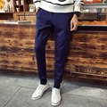 M-4XL 5XL men's Trousers Fashion Autumn New Style Casual Pants Hombre Pantalon Homme De Marque P198