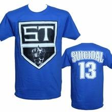 New Brand-Clothing T Shirts Men s Print Crew Neck Suicidal Tendencies Kings  T-Shirt efeb46779fdf