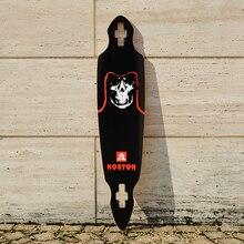 font b KOSTON b font pro longboard deck with 8ply hard rock canadian maple hot