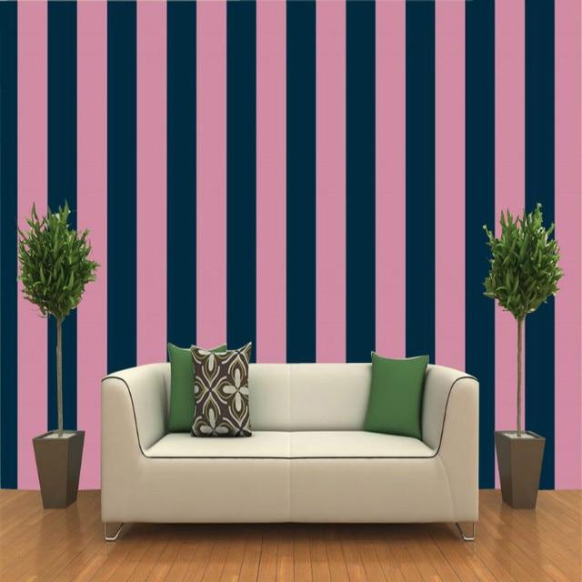 3d Wallpaper Fur Wand 3d Wallpaper Anpassung Wandbild Pink Blau