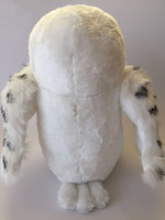 Kids Children Adult Lovely Toys Premium Quality Snowy White Plush Hedwig Owl Toy 12 Inch Tall