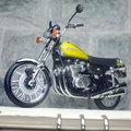Jocity moto modelo juguetes escala 1/12 1972 Kawasaki 900 súper 4 ( Z1 ) Diecast Metal motocicleta juguete nuevo en caja de recogida