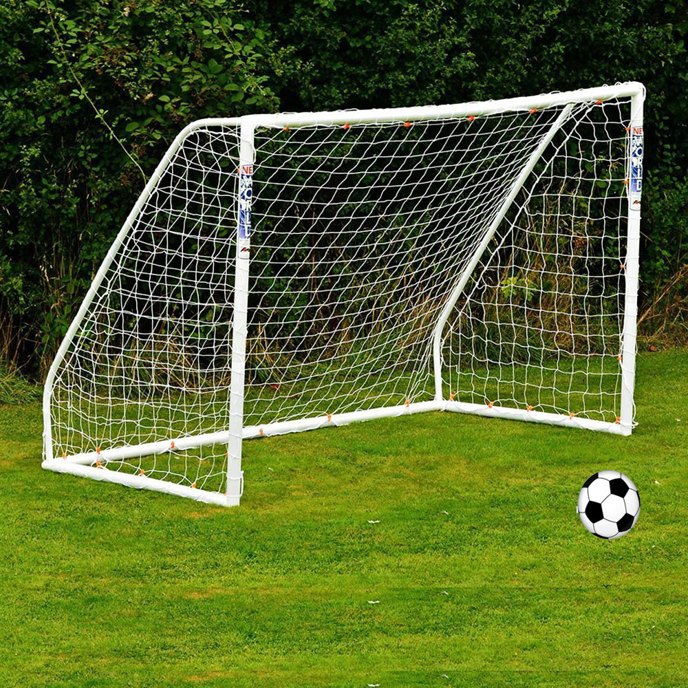 Soccer Football Goal Full Size 6 x 4FT 1.8m x 1.2m Post Net Sports Match  Training Junior Polypropylene Fiber Net for Football-in Soccers from Sports  ... 160228cddead