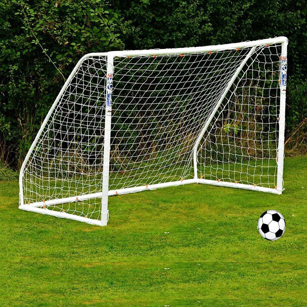 Soccer Football Goal Full Size 6 x 4FT 1.8m x 1.2m Post Net Sports Match  Training Junior Polypropylene Fiber Net for Football-in Soccers from Sports  ... d19049c59f31