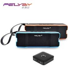 Felyby Горячие Портативный Беспроводной Bluetooth Динамик Высокое качество двойной динамик Bluetooth 4.1 IPX6 водонепроницаемый Поддержка AUX TF воспроизведения