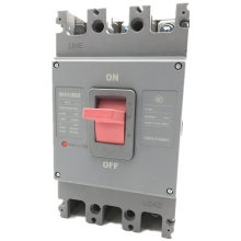 Compact mould case circuit breaker high breaking capacity 400A WGM3-400 MCCB 3Pole quality beautiful appearance