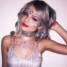Стразы для праздника, наклейки для украшений, поддельные татуировки, наклейки s, Блестящие Татуировки, драгоценные камни, вспышка для музыкального фестиваля, вечерние, макияж