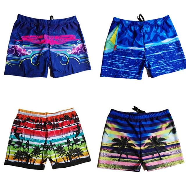 fddb3326d2aad Man Swimming Trunks plus size XXL Surf Shorts print bermudas hombre playa Men s  Beach board Shorts Sports swimwear bathing suit
