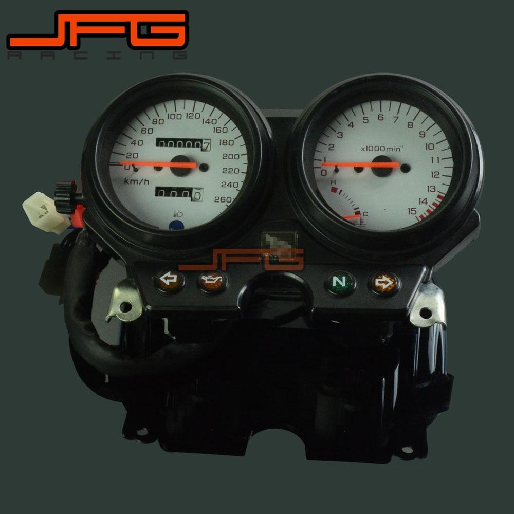 Motorcycle Tachometer Speedometer Speedo Meter Gauge For HONDA CB600 Hornet 600 1996 1997 1998 1999 2000