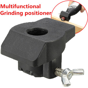 Mini Multifunctional Sanding Grinding Guide Attachment Rotary Tool Accessories For Dremel For Hilda Drill For Woodworking