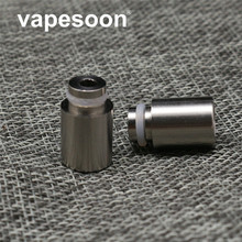 VapeSoon Stainless Steel 510 Drip Tip Mouthpiece For E Cigarette 510 Thread Atomizer IJUST S