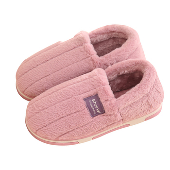 Women Slippers Warm Home Slippers Female Winter Shoes Women House Slippers For Winter Plush Fur Slides Chaussures Femme Slippers