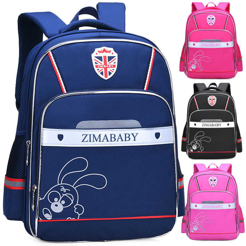 2019 Children Orthopedics School Bags Kids Backpack In Primary Schoolbag For Girls Boys Waterproof Backpacks Mochila Infantil