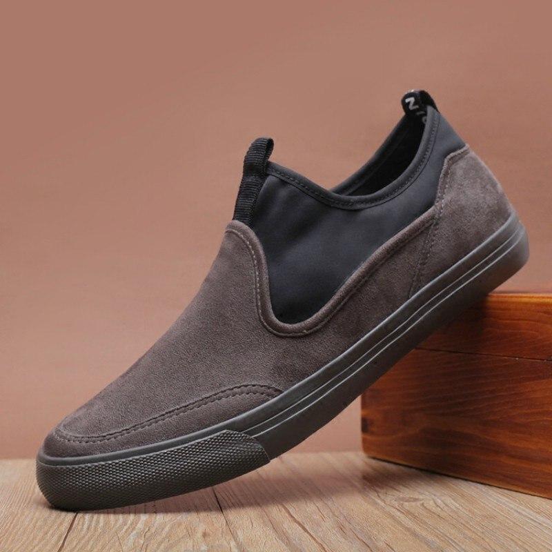 Nueva Llegada de Marca de Alta Calidad del Ocio de Los Hombres Zapatos de Lona T