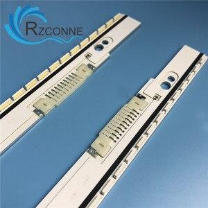 Image 3 - 749mm podświetlenie LED lampa taśmy 92 diody LED dla Samsung 60 cal telewizor z dostępem do kanałów BN96 25449A BN96 25450A V3LE 600SMB R1 V3LE 600SMA R1 3D