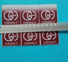 100 шт./лот 4.7 мкФ X7R Ошибка 10% 10 В 0402 smd чип конденсатор
