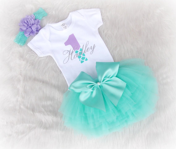 6a17bc71b64c Detail Feedback Questions about personalize mermaid baby1st 2nd ...
