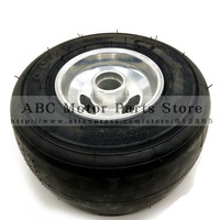 168 go kart 5 inch wheels beach car accessories drift wheel 10X4.5 5 kart tire + highway hub