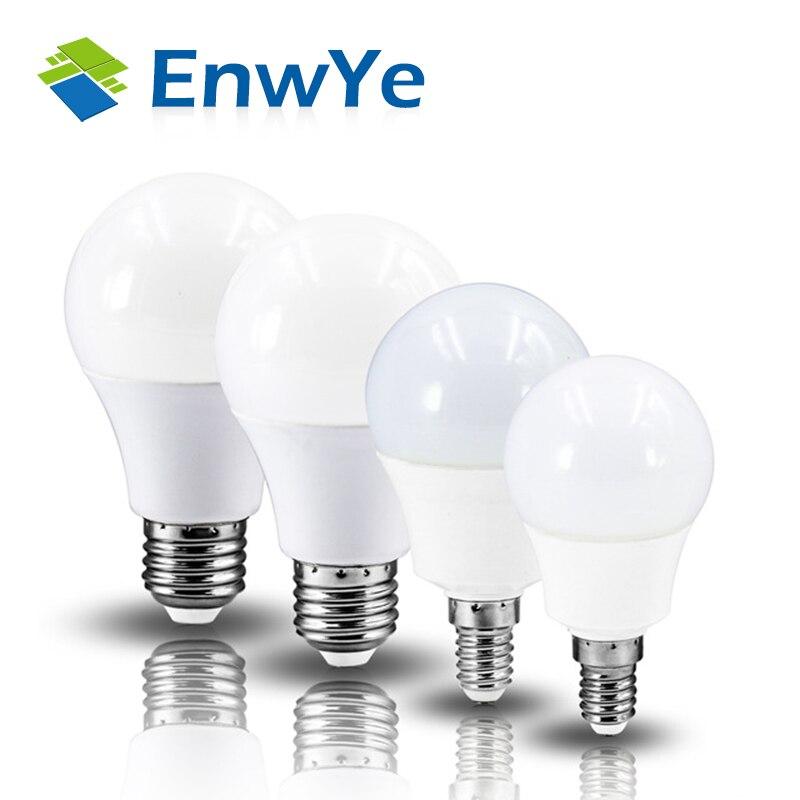 מנורת LED LED אורות E27 E14 led 3 W 6 W 9 W 12 W 15 W נורות LED 220 V 230 V 240 V קר לבן חם לבן