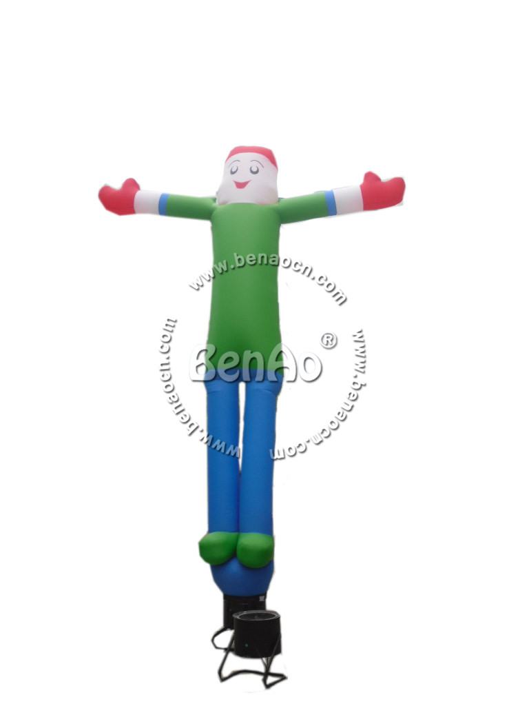 AD078  Free shipping+blower 6m Advertising Inflatables Air Dancer Tube Man/ Lovely  Inflatable Sky Dancer/inflatable waving man hot 7 m height smile face free shipping inflatable air dancer sky dancer for event