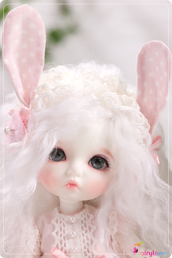 1/8 scale BJD about 15cm pop BJD/SD cute pukiFee Bonnie Resin figure doll DIY Model Toys gift.Not included Clothes,shoes,wig