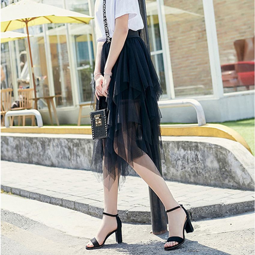 2019 New Fashion Women Sandals High Heels Sandals Summer Black Female Shoes Casual Lady Shoes Woman Footwear in High Heels from Shoes