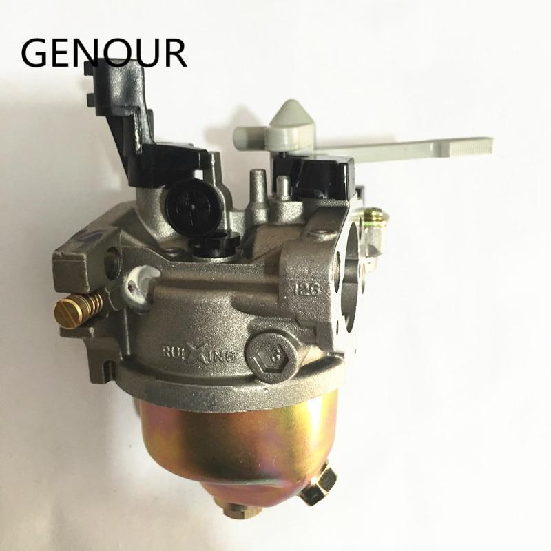 US $21 0 |ORIGINA RUIXING CARBURETOR ASSY FITS for WP20 WP30 6 5HP pump  carburetor ENGINE HIGH QUALITY WATER PUMP REPLACE PART-in Generator Parts &