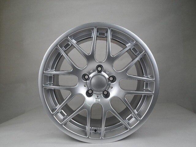 18 Zilver Csl M3 Stijl Velgen Wielen Voor Bmw 5 Serie Awd Xdrive