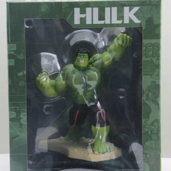 Marvel Avenger Alliance 20cm Green Giant HULK Display Action & Toy Figures Anime Figure Collectible Figurines New Arrivals 2