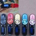 Nuevo Deporte Reproductor de Mp3 con el Clip + Pluma de Radio FM USB flash drive de grabación mp3 reproductor de música con la caja al por menor para sony GDeals