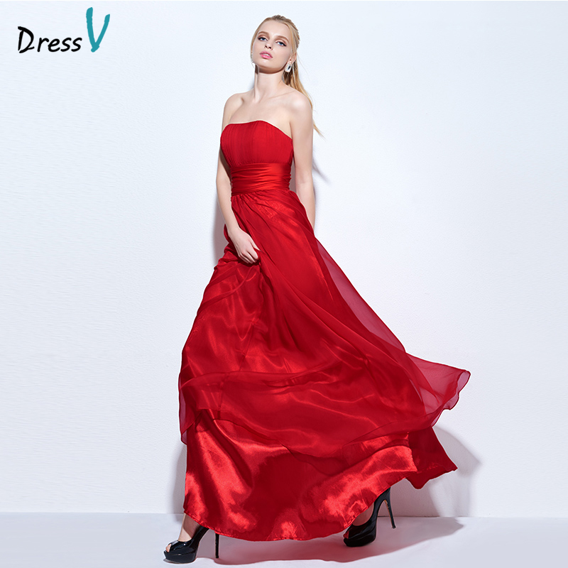 Chase 7 red dress holiday