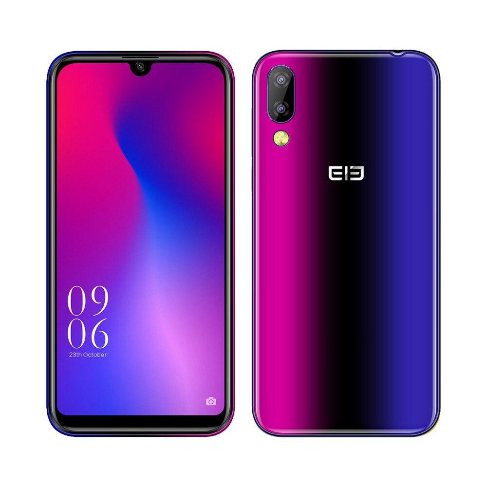 Elephone A6 Mini Android 9,0 MT6761 четырехъядерный смартфон 5,71 дюймов экран капли HD + 4 ГБ 32 ГБ/64 Гб 16 МП 3180 мАч мобильный телефон - 2