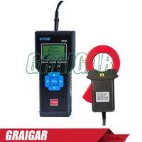 ETCR8000 Prądu/Rejestrator zakres pomiarowy do Monitorowania Wycieków 0mA-200A