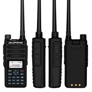 Image 2 - Baofeng DM 1801 デュアルバンドデュアル時間スロット DMR デジタル/アナログ 2Way ラジオ 136 174/400 470 MHz 1024 チャンネルアマチュア無線トランシーバー DMR