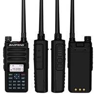 מכשיר הקשר dual band Baofeng DM-1801 Dual Band Dual זמן חריץ DMR דיגיטלי / אנלוגי 2way רדיו 136-174 / 400-470MHz 1024 ערוצים Ham מכשיר הקשר DMR (2)