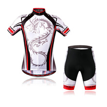 Cycling Sets Maillot Ciclismo Cube Jersey Bike Short Sleeve Sets Rock Racing 2017 Summer Cycling Clothes Man Breathable Pad suit