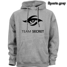 DOTA2 TEAM SECRET Hoodie Jacket